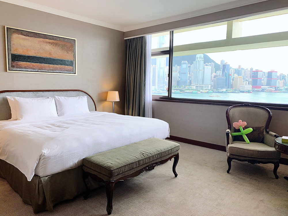 Marco Polo Hotel Hong Kong Harbourview Room Review