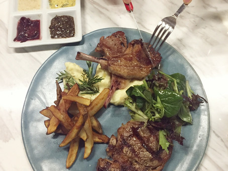 Feather and Bone | High quality, well priced comfort food in Happy Valley