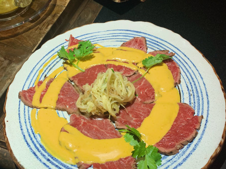 New menu review: TokyoLima, a Nikkei restaurant in Central, Hong Kong
