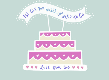 Why I Chose God as My Birthday Date This Year