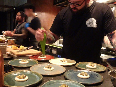 [Closed] Truffle menu review: Rhoda by Chef Nate Green, Hong Kong