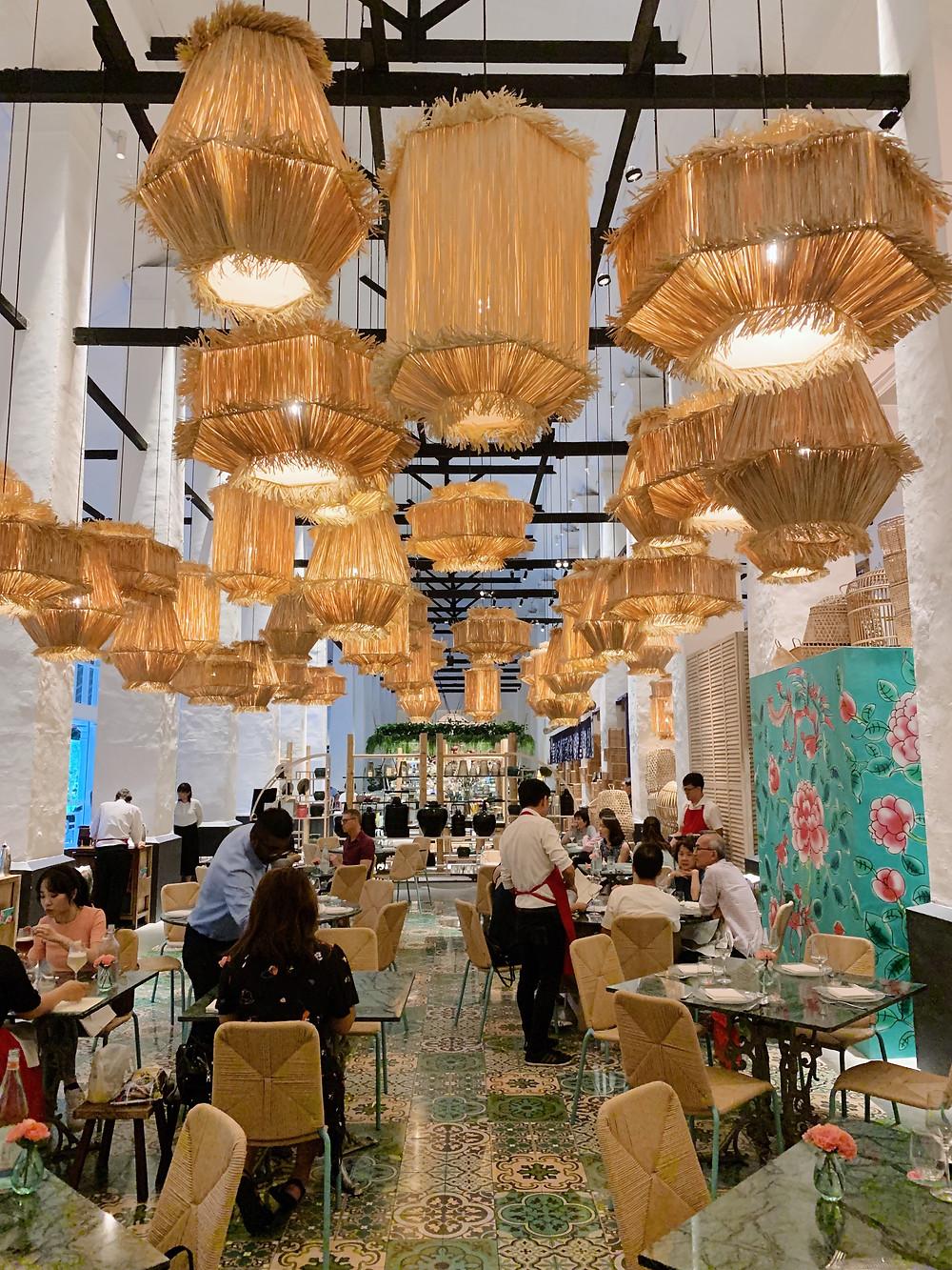Candlenut Restaurant Dempsey Hill Singapore