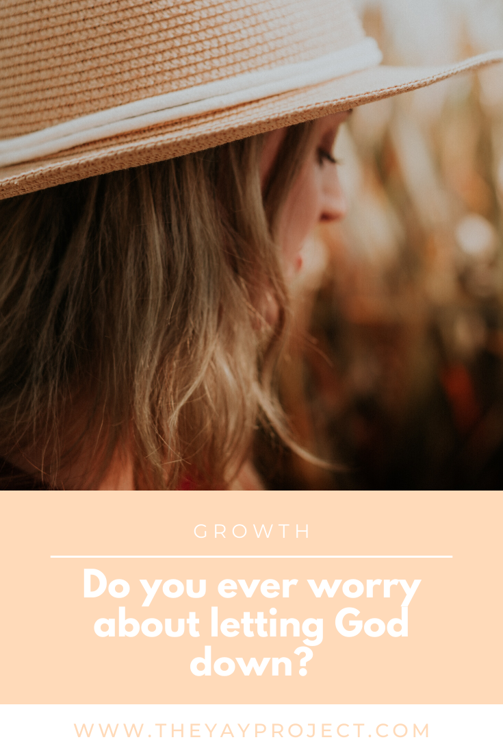 Christian blog about worry anxiety and overcoming