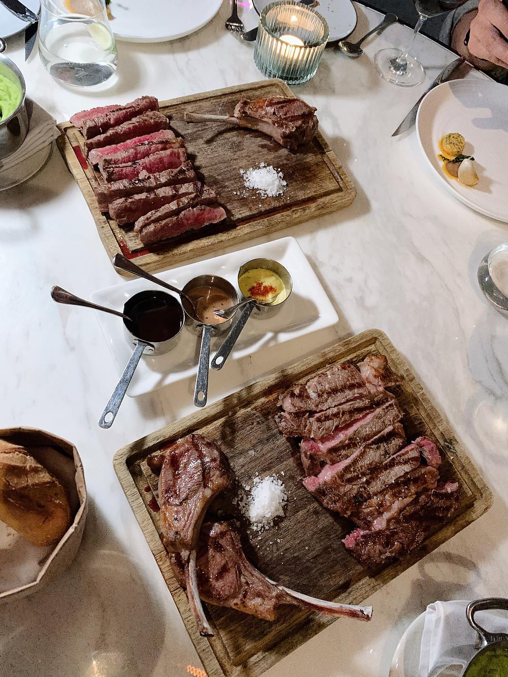 Harbourside Grill Hong Kong HK steak