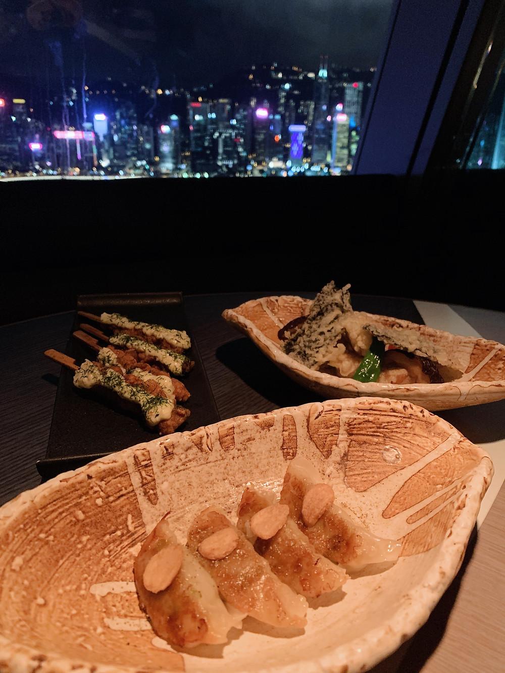 Aqua Restaurant Hong Kong