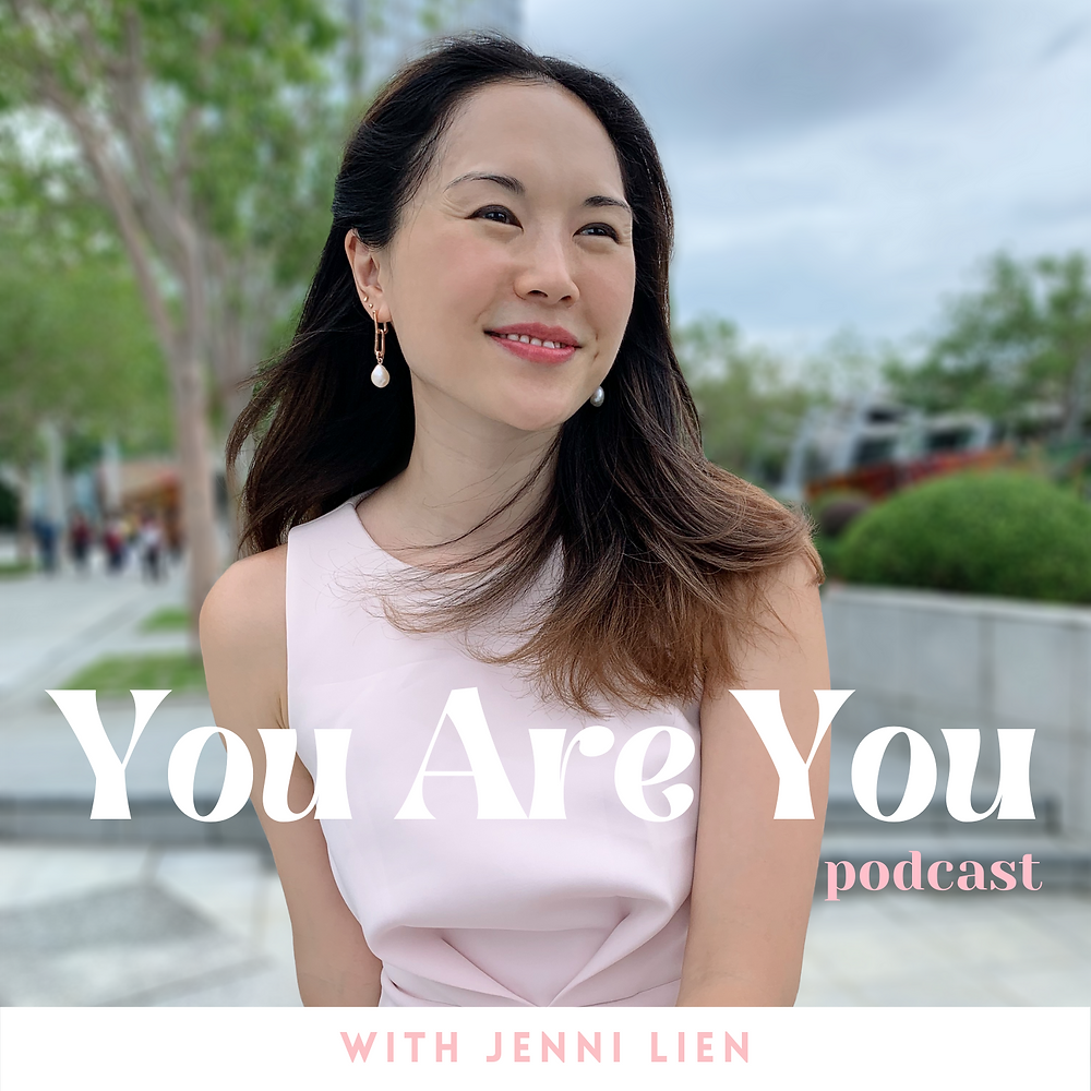 You Are You Christian podcast by Jenni Lien