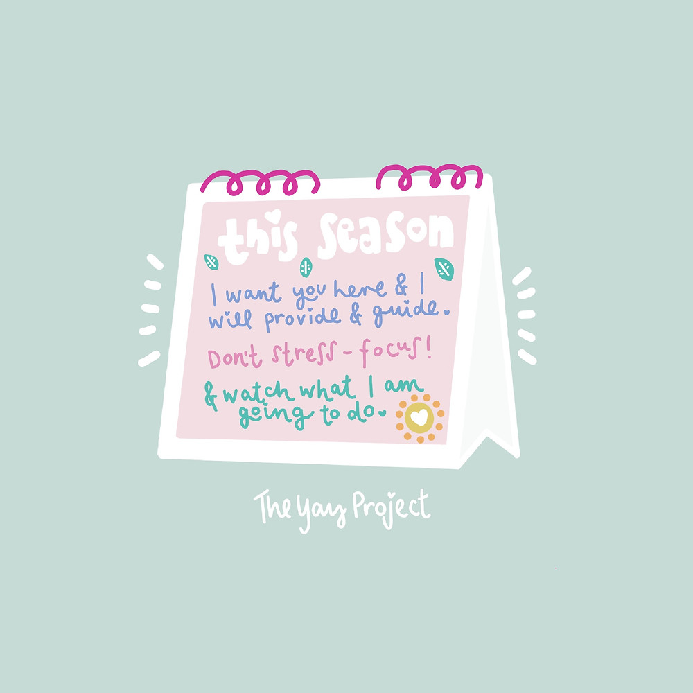 The Yay Project Christian blog and art by Jenni Lien
