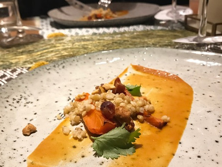Restaurant review: Trying Glass Berlin at Test Kitchen in Hong Kong