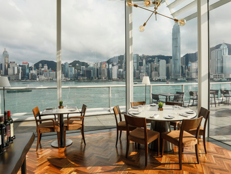 Harbourside Grill | New grill-centric dishes with (surprise!) the best tarte tatin in town
