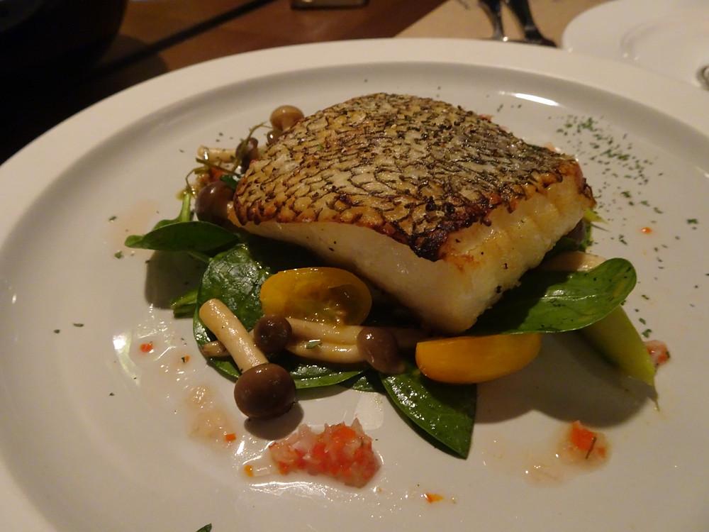 Healthy restaurant in Hong Kong