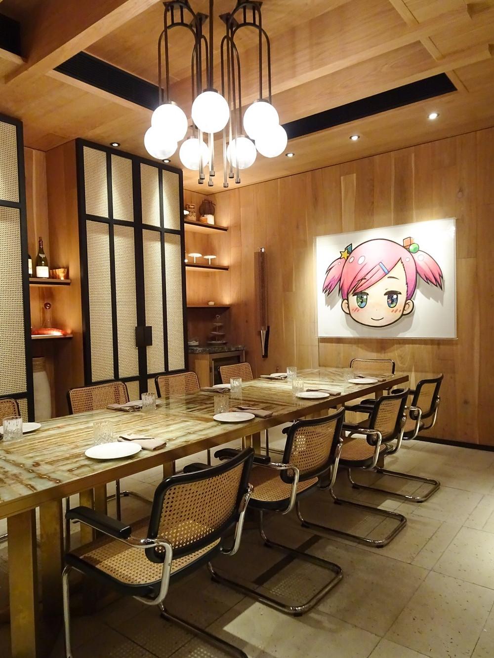 La Rambla restaurant in Hong Kong