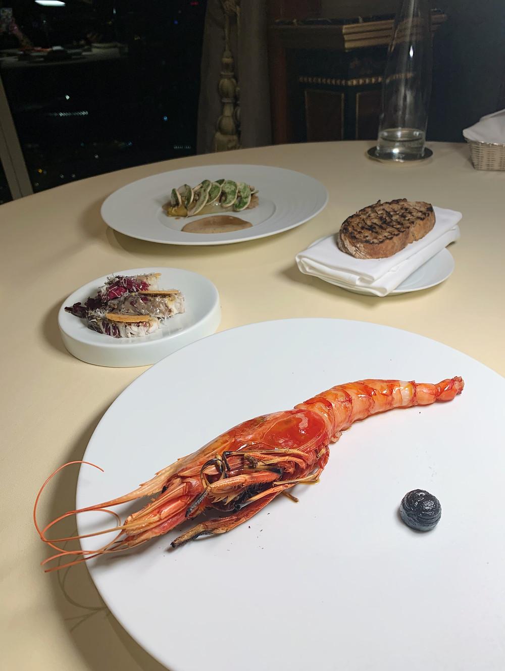 Restaurant Petrus at Island Shangri-La Hotel Hong Kong