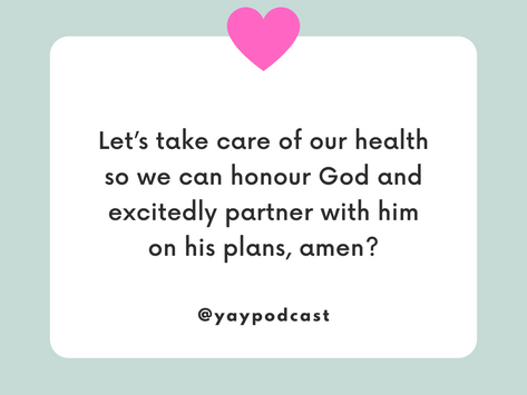 You Are You Podcast: Your Health Matters (S2 Ep 4)