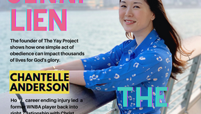 The Yay Project in The Spiritual Go-Getter Magazine (August 2021)