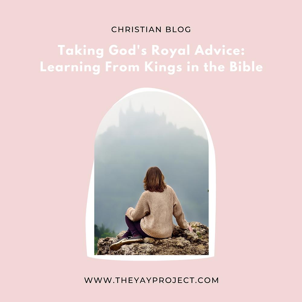 The Yay Project Christian Blog God's Advice Bible
