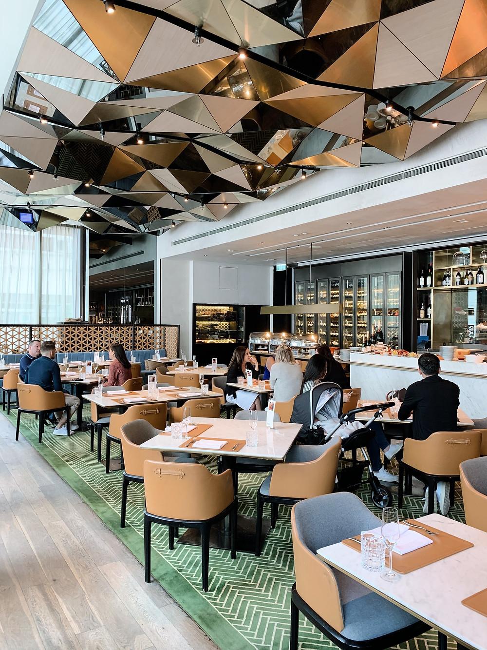 Porterhouse restaurant in Hong Kong
