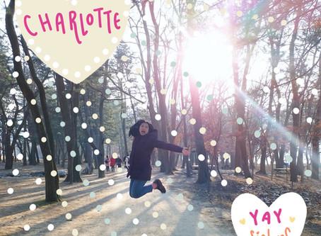 Yay Sisters | Charlotte, a student and community activist in Hong Kong