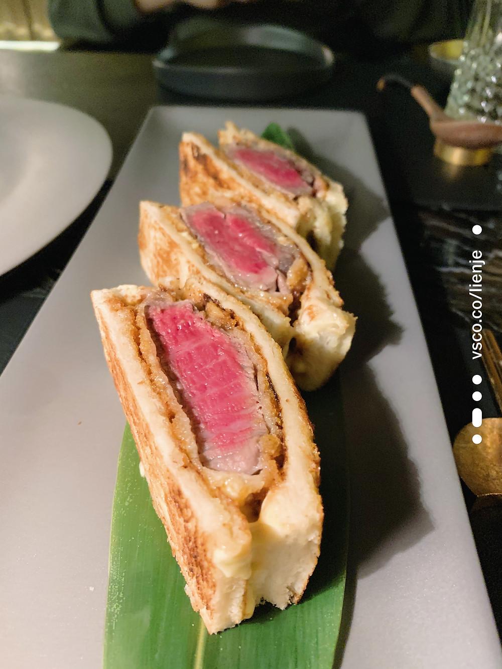 Silencio Japanese Restaurant in Hong Kong