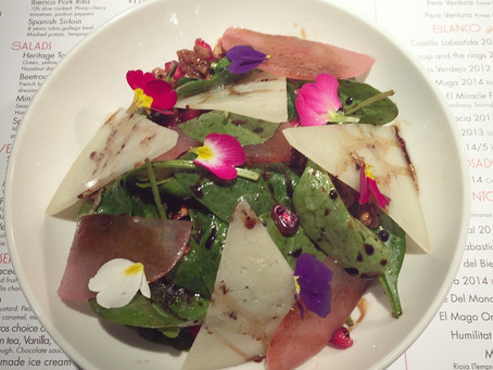 Cassio | New tapas / bar opened in partnership with London's Barrafina