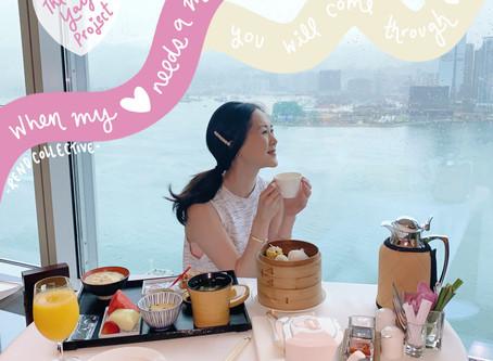 A Prayer Retreat at Four Seasons Hong Kong