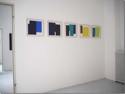 März Galerien Mannheim (Allemagne) 2001, 2008, 2012, 2016, 2018