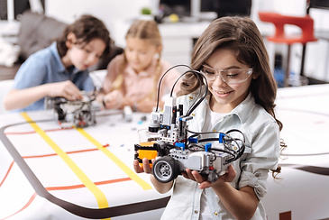 Examples of STEM Project Based Learning