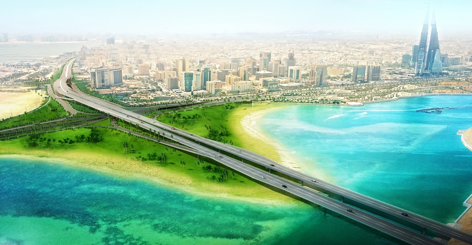 North Manama Causeway Project