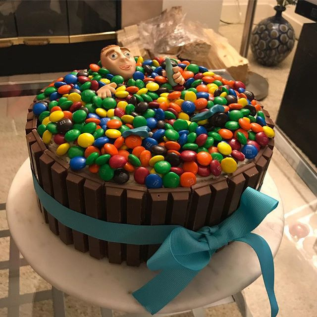 Birthday Cake For My Boyfriends