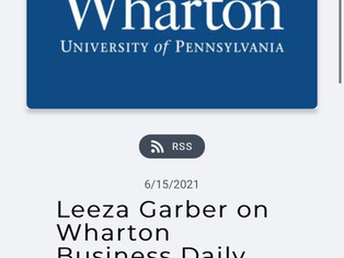 Wharton Business Daily Podcast: Ransomware
