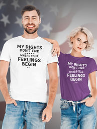 My Rights Don't End Where Your Feelings