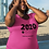 2020 (One out of five stars) Would not recommend. Hot pink women's short sleeve scoop neck curvy t-shirt