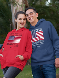 Make Americans Free Again. New Normal_ C