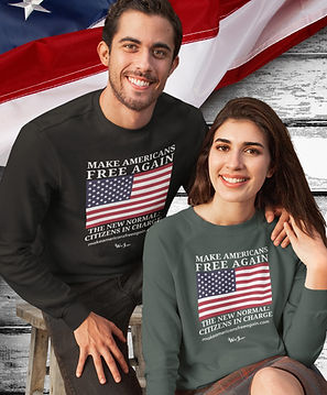 Make Americans Free Again. Covid-19 trut