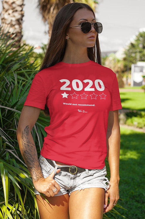 2020 Would Not Recommend  - Women's Tee