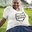 Impeach DeWine (Ohio Governor) White women's short sleeve scoop neck curvy t-shirt