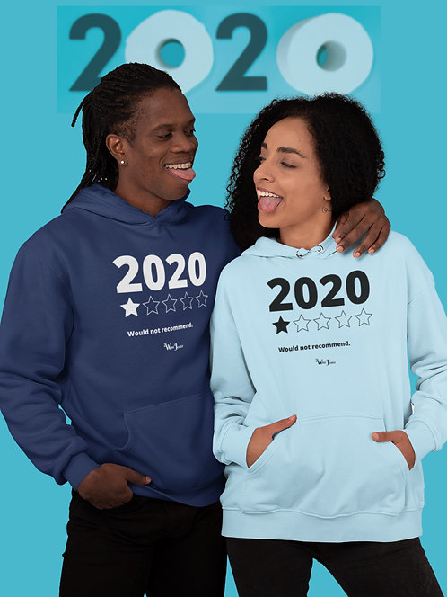 2020 (one out of 5 stars) Would Not Recommend. Navy unisex long sleeve pullover hoodie with kangaroo pouch pockets