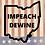 """O-H-I-O DeWine has got to go!! Impeach Dewine! 18""""x24"""" yard sign. Ohio. Freedom. Political. Patriotic. Constitution. COVID."""