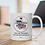Missouri Stands Up - white 11 ounce ceramic mug. Scamdemic. COVID. COVID-19. Covid lawsuit. Freedom. Liberty. Constitution