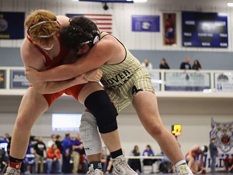 New coach takes on role in wrestling squad