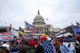 Violent Pro-Trump insurrectionists storm Capitol