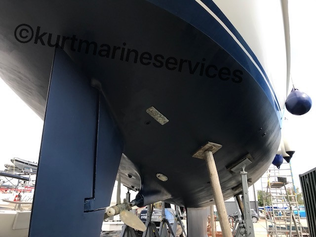Antifouling application