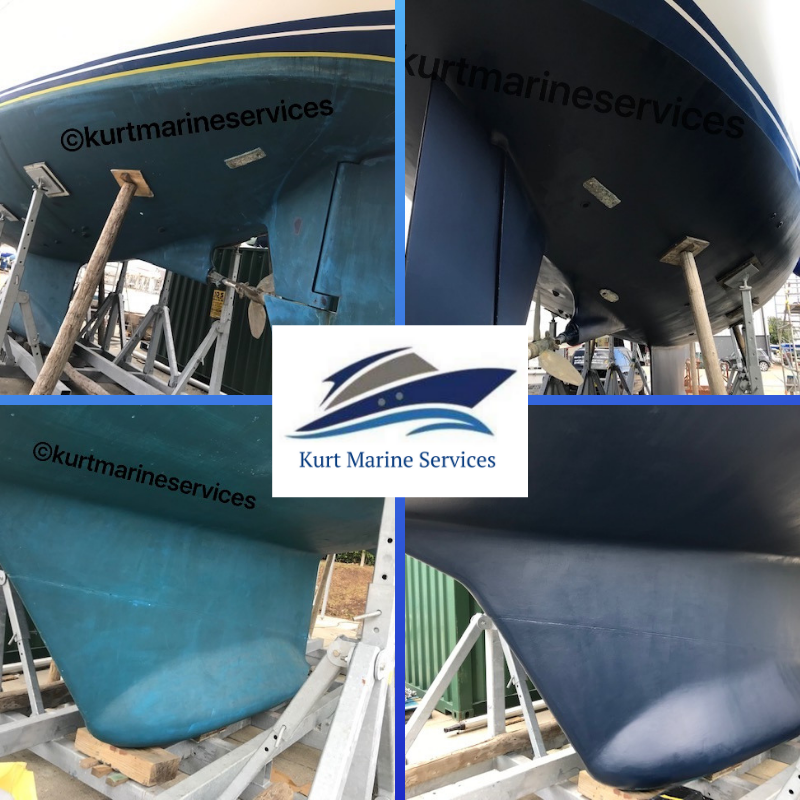 Antifouling application HR 53