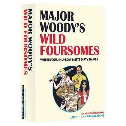 Major Woody's Wild Foursomes
