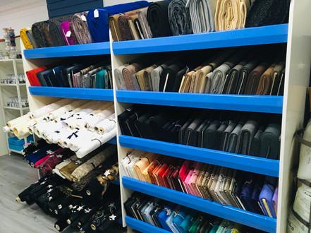 Suit Fabrics & Linings