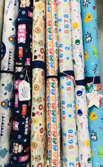 Children's Fabric Range