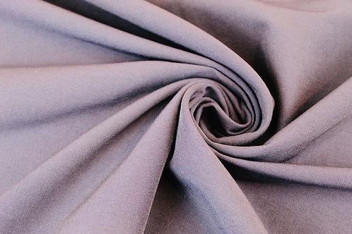 Viscose Polyamide Elastane Mix Fabric in Dark Purple.
