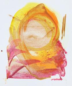 Energetické obrazy na papíře