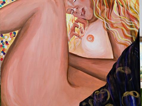 Sweat Feminity à la Gustave Klimt