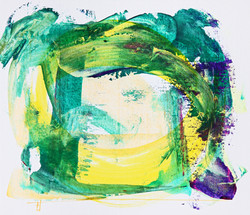 Green Energy Painting