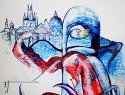 16/ Praha Prague Prag Praga